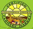 "California Certified Farmers' Markets are ""the real thing,"" places where genuine California farmers sell their fresh-picked crops directly to the public in over 500 communities throughout the state."